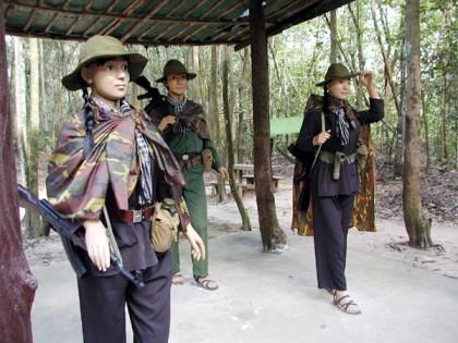 Tour Du Lịch Hà Nội – Sài Gòn – Miền Tây - Cu Chi 4 Ngày 3 Đêm
