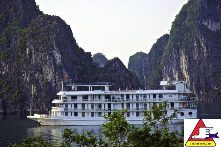Du thuyền Emotion Royal Cruise 4 Sao