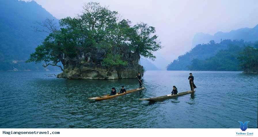 Hồ Ba Bể - Động Hua Mạ - Thác Tát Mạ