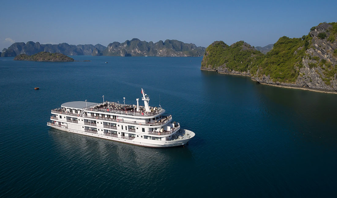 Ha Long Paradise Cruises
