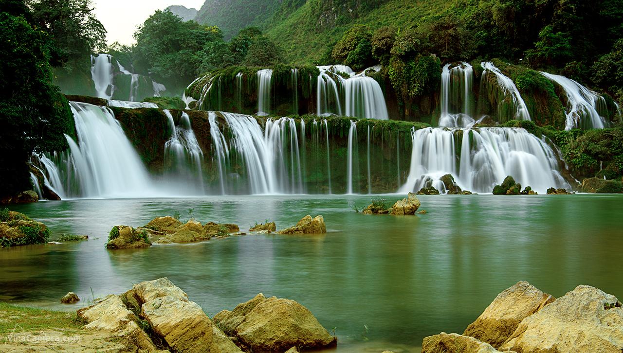 Hồ Ba Bể- Thác Bản Giốc- Hang Pắc Pó