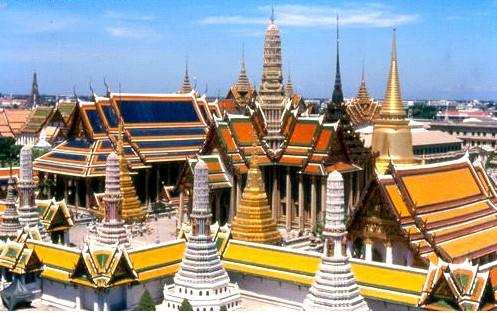Tour Bangkok - Pattaya 5 ngày bay TG