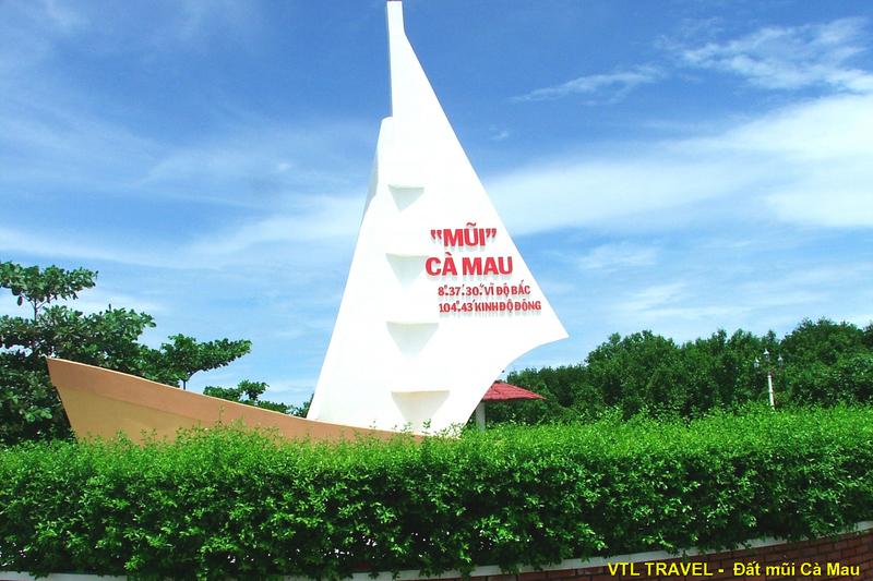 Vĩnh Long - Rạch Giá - Cà Mau - Cần Thơ