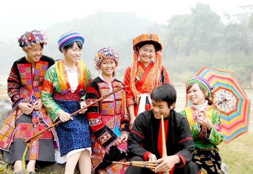 Tour Hà Giang - Chợ tình Khâu Vai