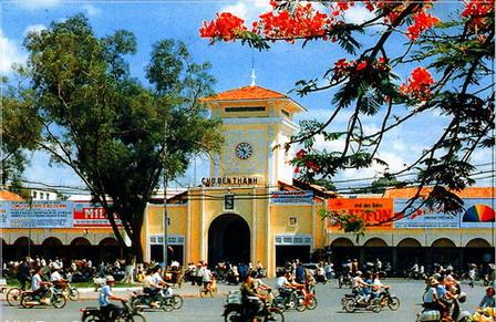 Tour thăm quan Sài Gòn - TP HCM 1 Ngày