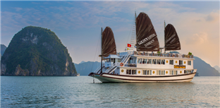 Halong Golden Lotus Garden Cruise