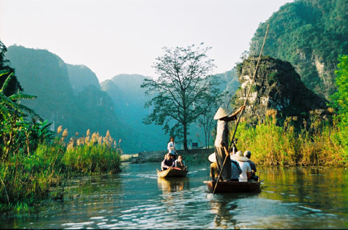 Tour Vân Long Kênh Gà