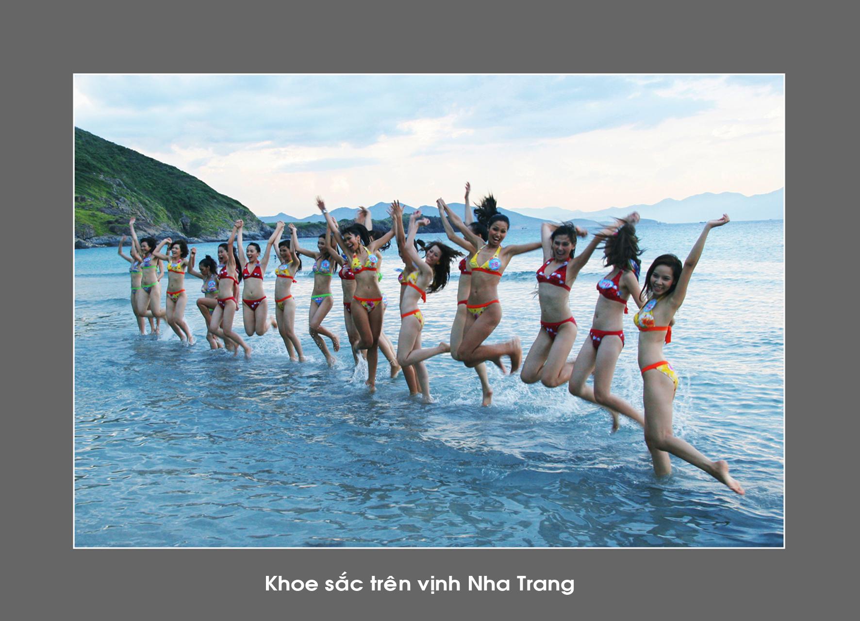 Tour Tham Quan 4 Đảo Nha Trang 1 Ngày