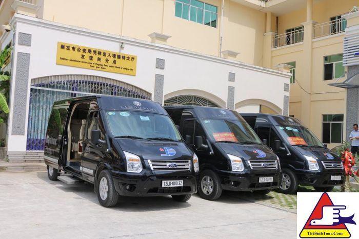 Xe Bus Hà Nội Nam Ninh